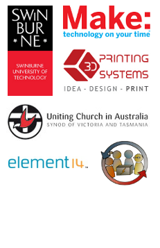 Mini Maker Faire Melbourne Sponsors